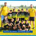 U10 Saison 2016-2017